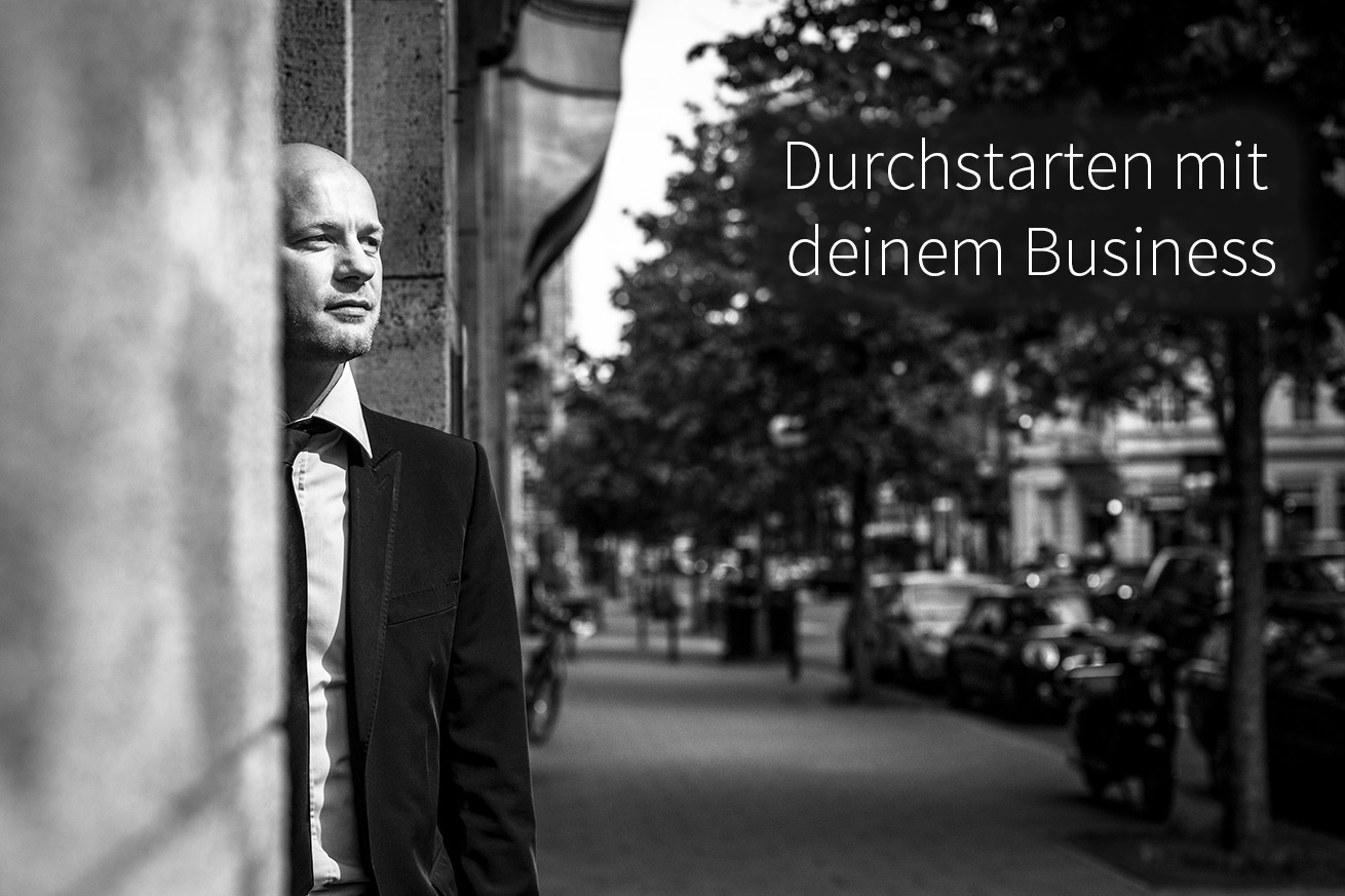 Benni Wolf - Business Coach